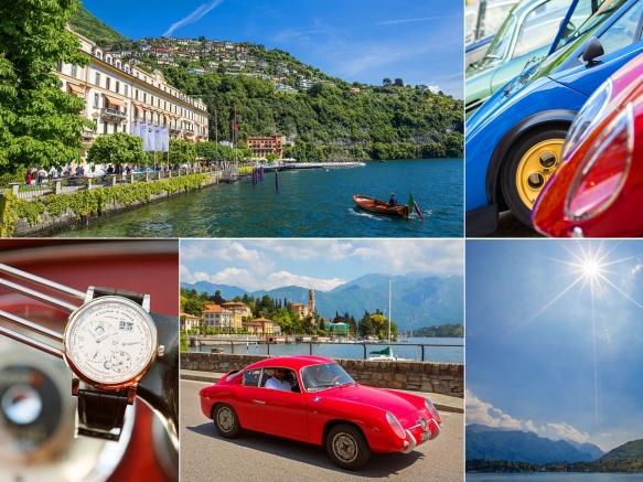 Eventfotografie in Italien am Comer See für A. Lange & Söhne