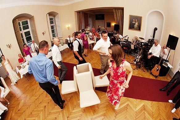 Hochzeitsfoto - Feiern & Tanzen