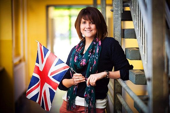 Fremdsprachenassitentin für Englisch in der Mittelschule Ottendorf-Okrilla