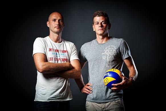 VC Dresden: Sven Dörendahl & Santino Rost