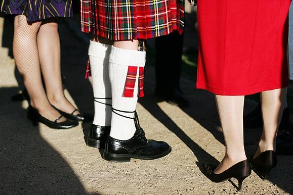 Hochzeitsfotograf - Scottish Dresscode