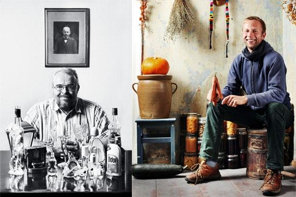 Business-Fotografie: Business-Portrait Geschäftsführer Glaswerk und Ökobauer