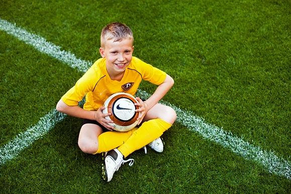 Firmenfotografie - Werbeaufnahme für die SG Dynamo Dresden