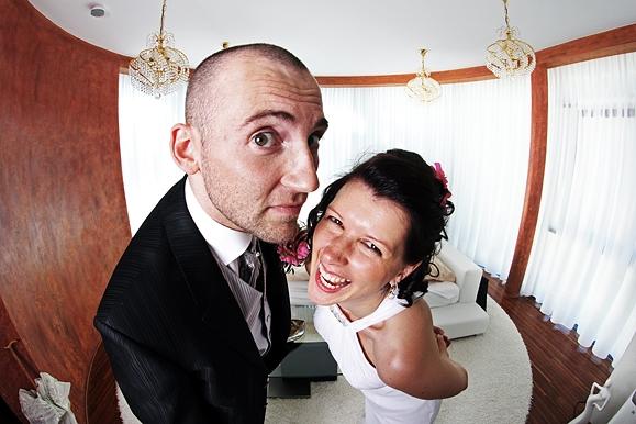 Hochzeitsfotograf - Hochzeitsportrait in der Vila via Lapis